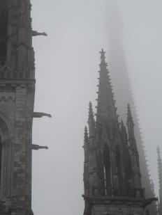 Cathédrale de Rouen fin 2016
