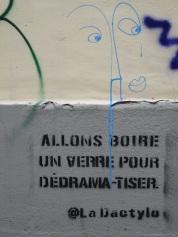 Image 1 janvier 2020 Quartier Menilmontant